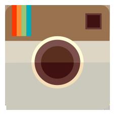 Logo de la red social Instagram